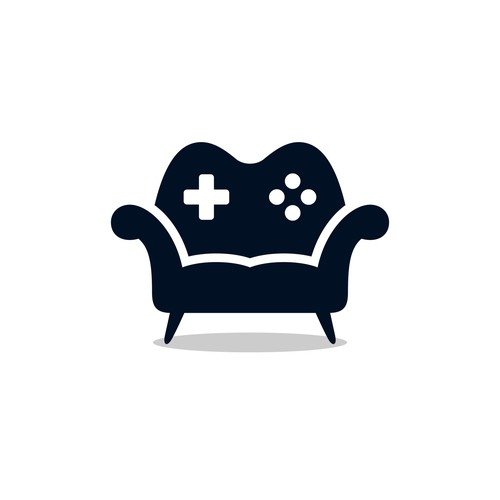 Sofa logo with the title 'An interactive sports bar/restaurant/gaming lounge that attracts families'