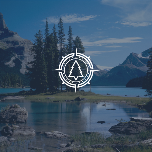 Cedar logo with the title 'Logo for Adventure Living'