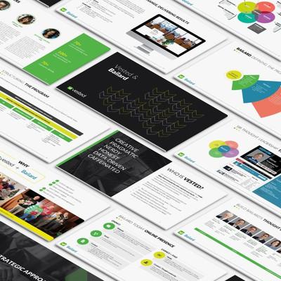 Vested Presentation Redesign