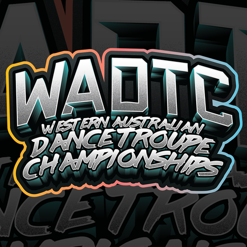 Championship logo with the title 'Let's Dance'
