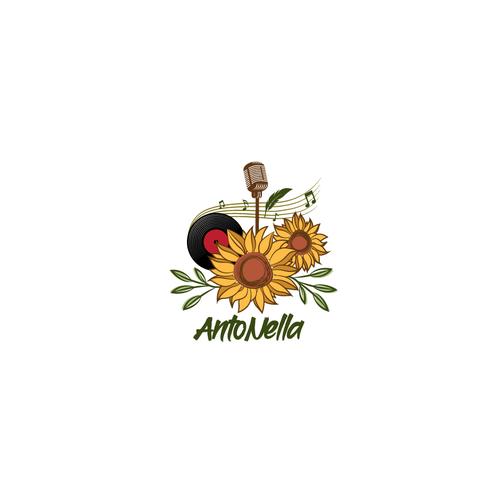 Composer logo with the title 'AntoNella'
