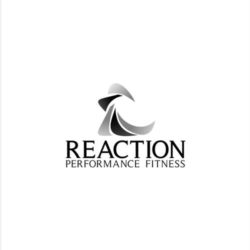 Fit logo with the title 'logo for Reaction Performance Fitness'