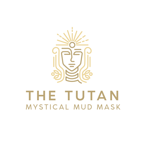 Totem logo with the title 'Mystical Aztec Princess '