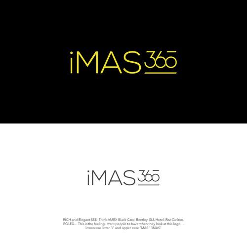 360 logo with the title 'iMAS360'