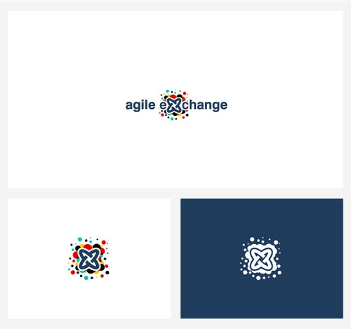 Agile logo with the title 'Amazing, yet simplistic and elegant logo for the Agile Community'