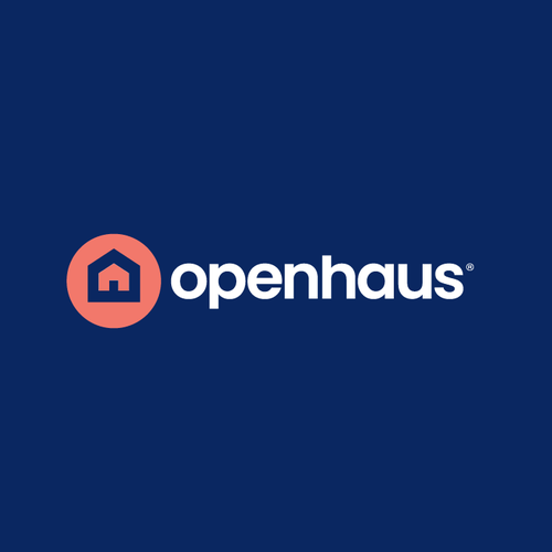 Logo with the title 'openhaus'