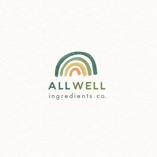 Organic brand with the title 'Well ingredients co.'