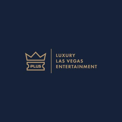 Premium brand with the title 'Bold, Minimalist Design for Premium Online Ticket Retailer'