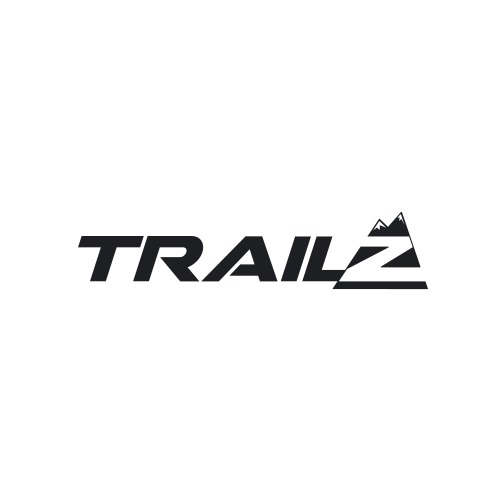 Trail design with the title 'Logo for TRAILZ'