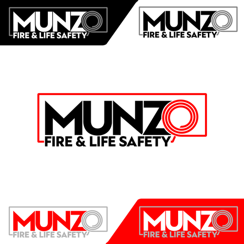 Heavy logo with the title 'Munzo Fire Systems'