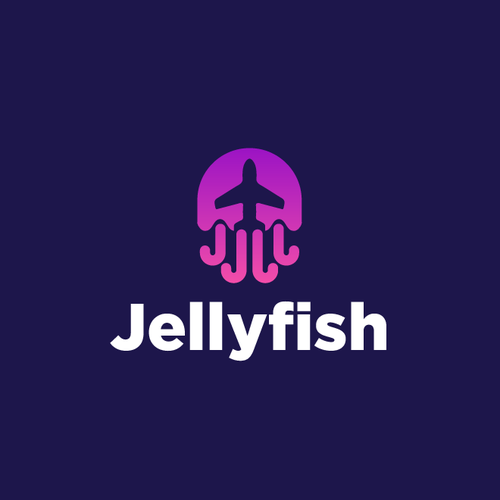 Plane design with the title 'Jellyfish'