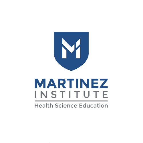 Scholarship logo with the title 'Martinez Institute'
