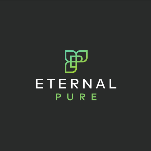 Infinity logo with the title 'Eternal Pure'