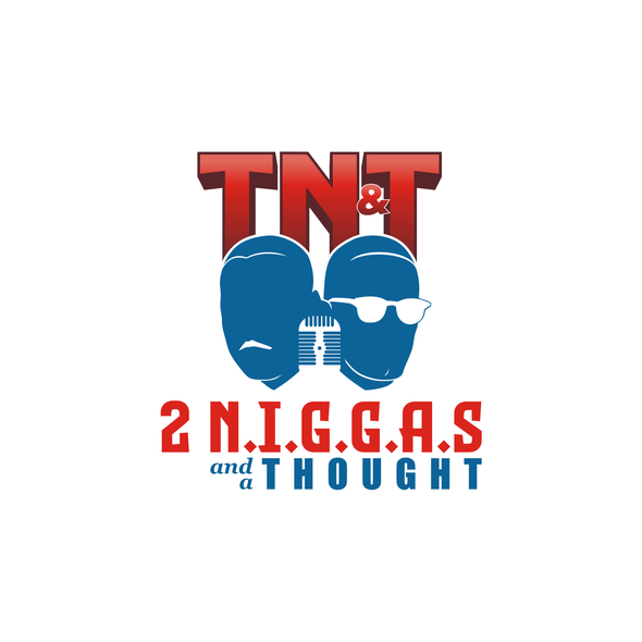 Podcast logo with the title 'TN&T'