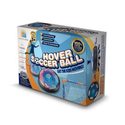 Hover Soccer Ball Box Design