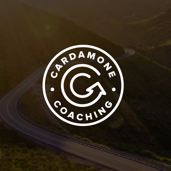 Arrow and circle logo with the title 'SOLD! - Cardamone Coaching'