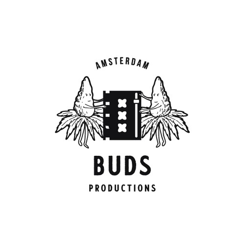 Blackbird logo with the title 'Buds Productions'