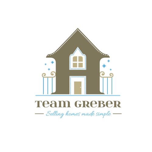 Apartment logo with the title 'Team Greber - Selling Homes Made Simple'