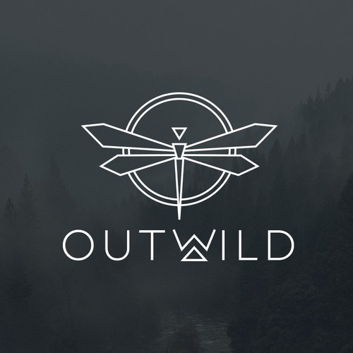 Wild logo with the title 'Logo for OUTWILD'