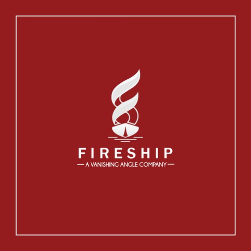 Water brand with the title 'FireShip'