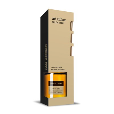 Packaging for reed diffuser