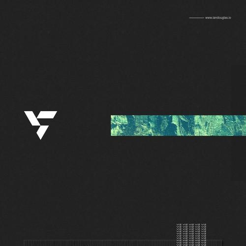 Design with the title 'Minimalist mark for Ventureiz'