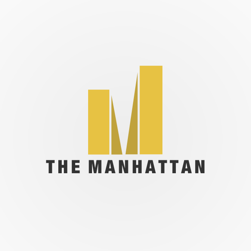 Estate design with the title 'New logo wanted for The Manhattan'