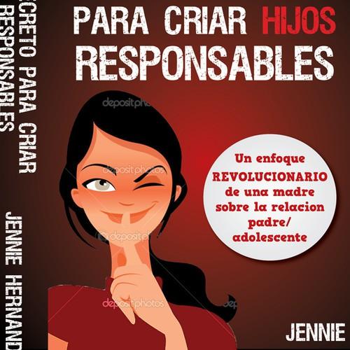 Unique book cover with the title 'Un Secreto'