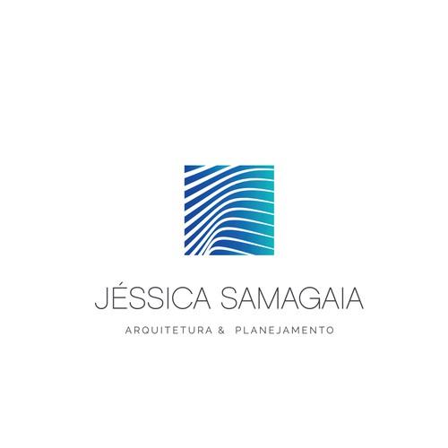 Architecture logo with the title 'Architect Logo Design'