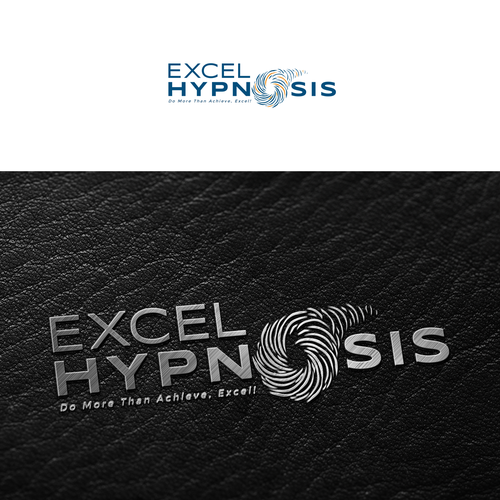 Help logo with the title 'logo for Excel Hypnosis'
