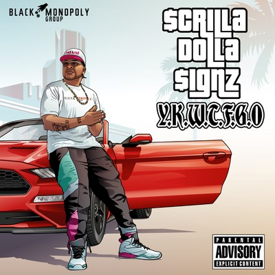 Music Cover Art - Scrilla Dolla Signz