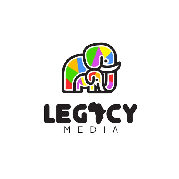 TV logo with the title 'Legacy Media'