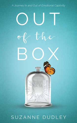 Nonfiction book cover with the title 'Out of the Box'