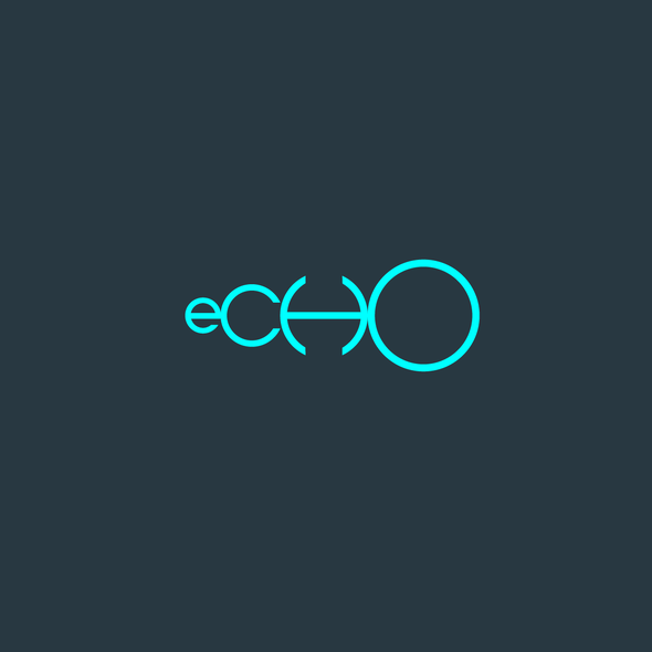 Cargo logo with the title 'Minimalistic & clean logo design'