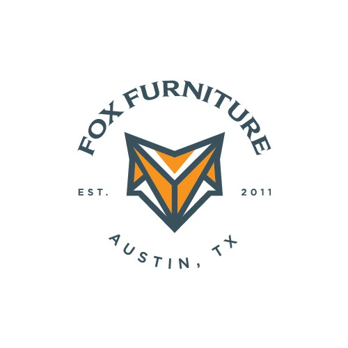 Fox logo with the title 'Fox Furniture'