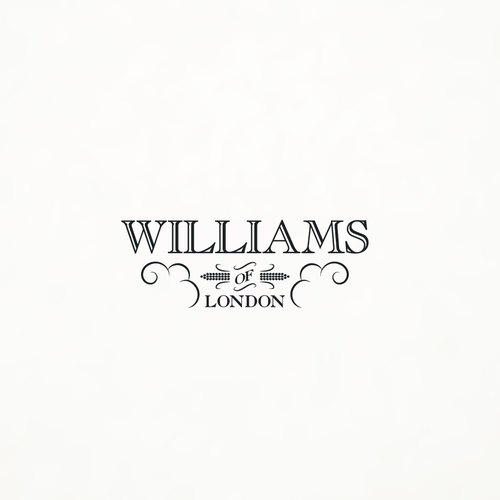 Corn design with the title 'Williams of London'