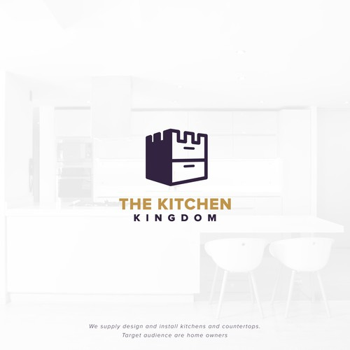 Kingdom design with the title 'Kitchen Fortress'