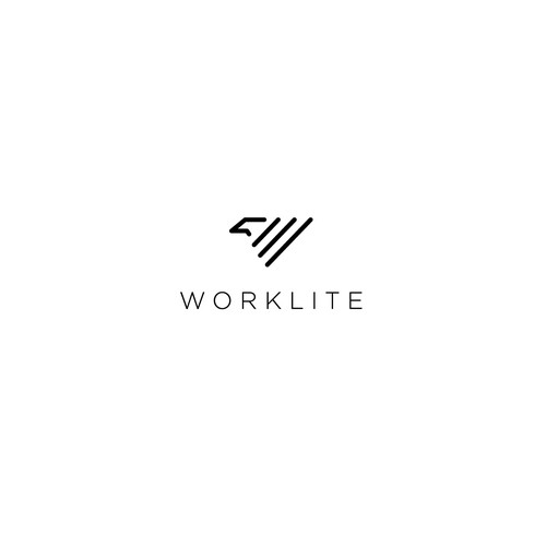 W logo with the title 'worklite'
