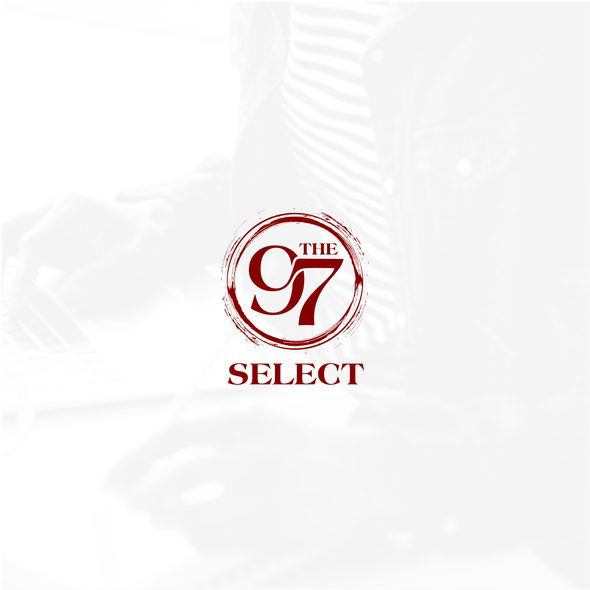 Food store logo with the title 'The 97 Select'