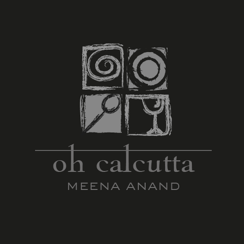 Curries logo with the title 'Oh Calcutta'