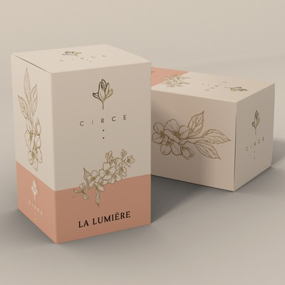 Luxury New Zealand Natural Perfumery packaging- magical and fun packaging