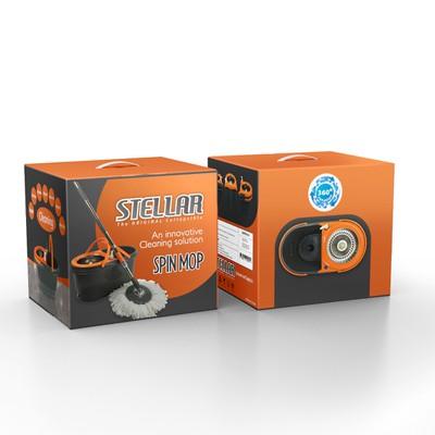 Spin Mop Box Design