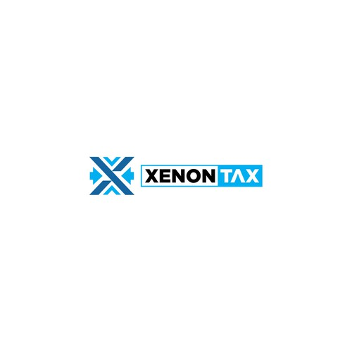 Millennial logo with the title 'XENON INTERNATIONAL FINANCE AGENCY'