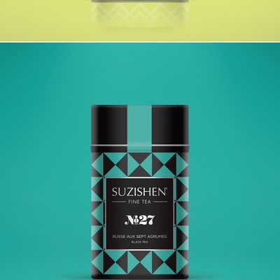 Suzishen / Tea labels