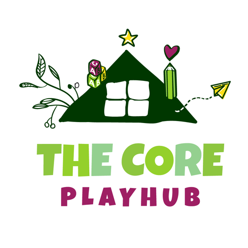 Kindergarten logo with the title 'logo'