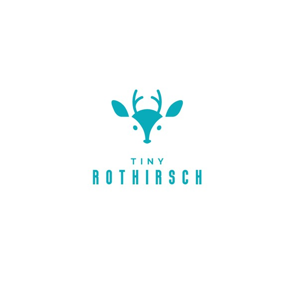 Tiny logo with the title 'Tiny Rothirsch'