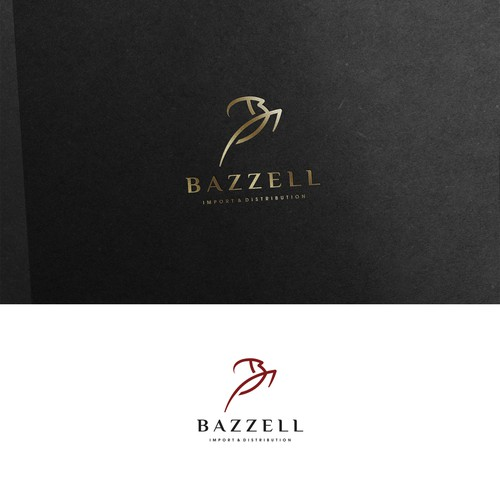 Import design with the title 'Bazzell Logo'