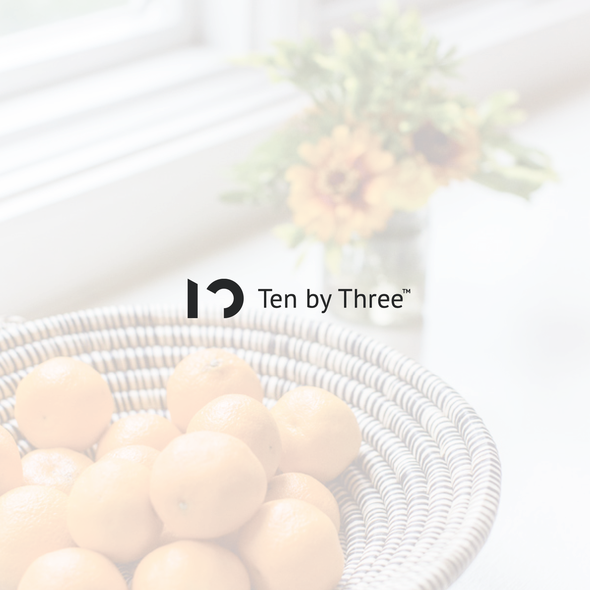 Number 3 logo with the title '10 by 3'