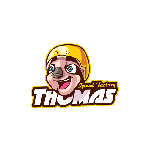 Sloth logo with the title 'Thomas Speed Factory'