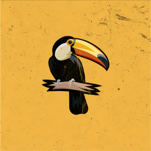 Toucan logo with the title 'TUCANO TAX HELP'
